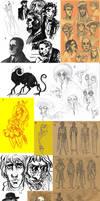Sketchdump! 18