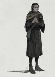 Emiel Regis by beidak