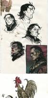 Knights Errant by beidak