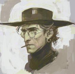 big hat, don't care by beidak