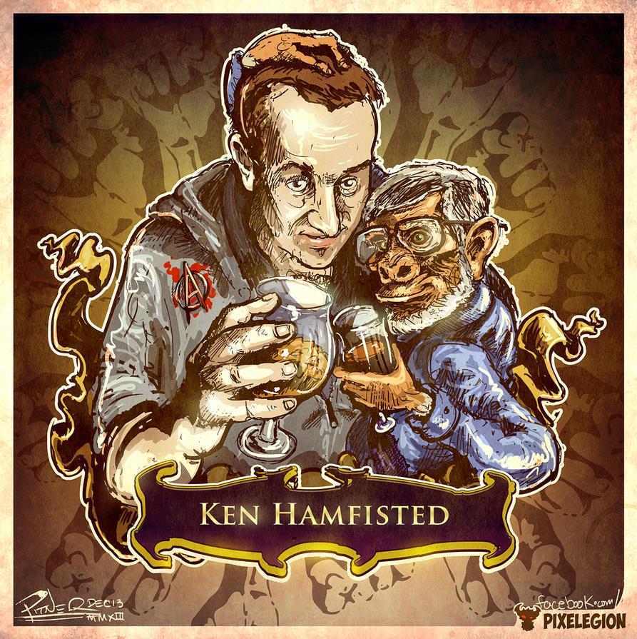 Ken Hamfisted by pitnerd
