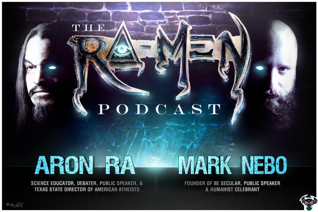 Ra-Men Podcast Banner by pitnerd
