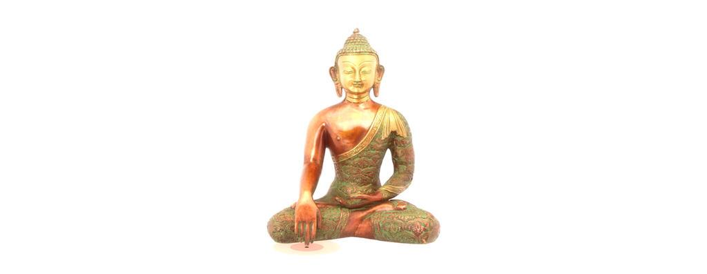 Buddha by pitnerd