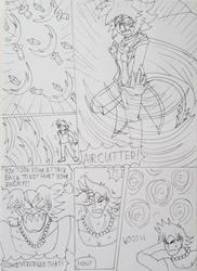WtW Ch.8 Kagami vs Tokkan Page 5