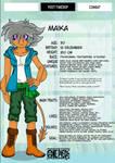 One Piece OC Presentation: Maika