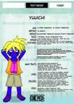 One Piece OC Presentation Yuuichi #1