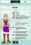 One Piece OC Presentation Hikari