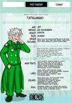 One Piece OC Presentation Tatsumaki #1