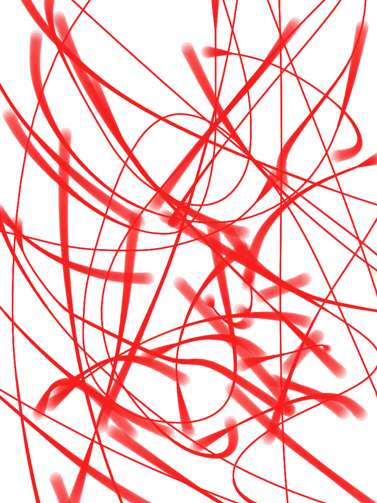 By Art Lines : Red lines by chrislanotte on deviantart