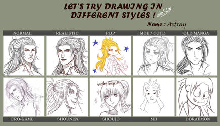 Style MEME by M4dH4tter