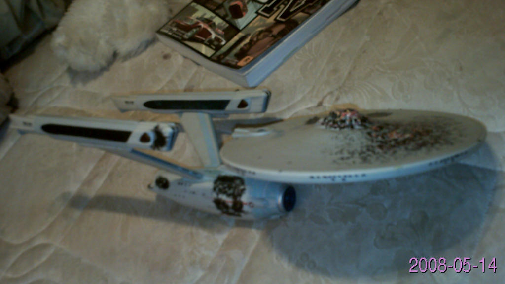 My Star Trek 3 Enterprise by enterprisedavid