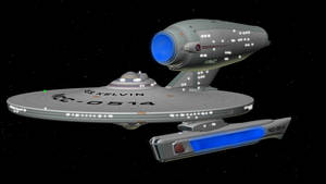 USS Kelvin Refit by enterprisedavid
