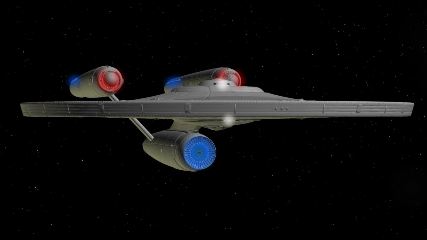 uss enterprise or uss