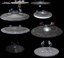 History of the Enterprise V2 by enterprisedavid