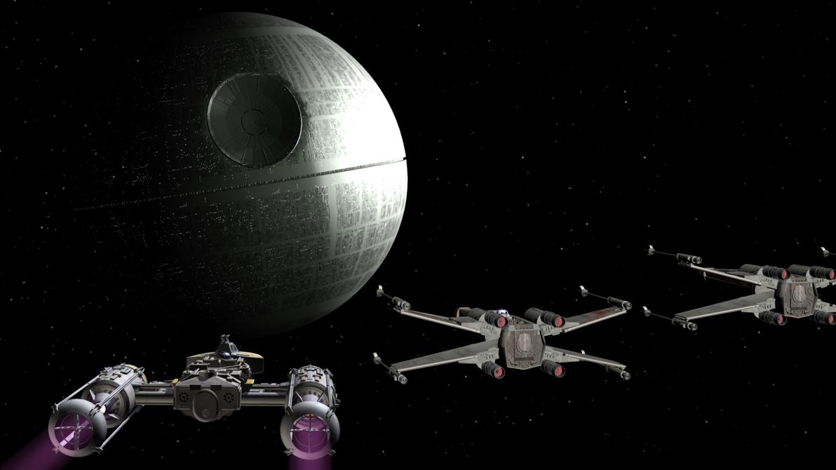 death star approach by enterprisedavid on death star approach by enterprisedavid