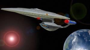 The Real USS Enterprise-C by enterprisedavid