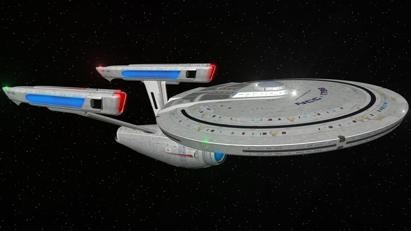 USS Resurrection by enterprisedavid