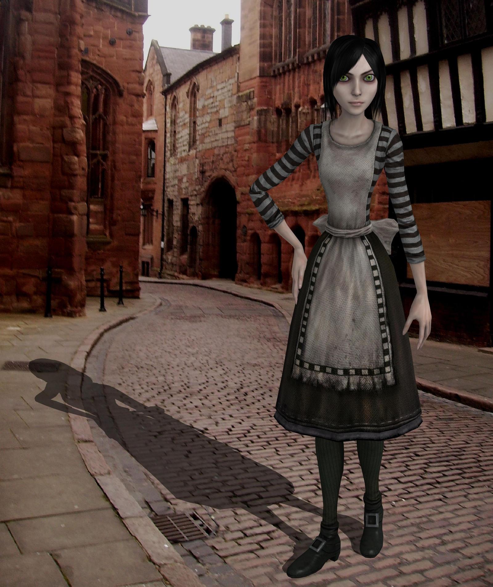 Beautiful Alice by enterprisedavid