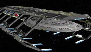 USS Arizona by enterprisedavid
