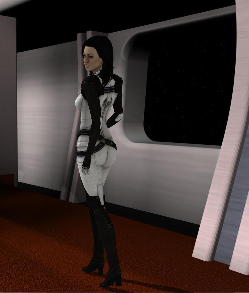 Miranda Lawson 2 by enterprisedavid