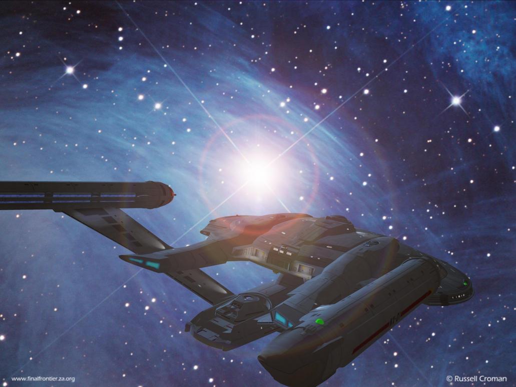 The Unknown by enterprisedavid