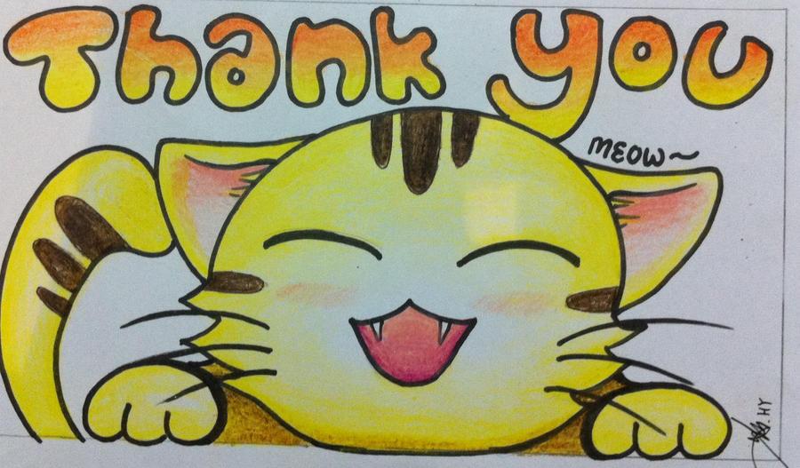 thank you letter design