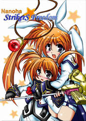 Nanoha StrikerS Freedom