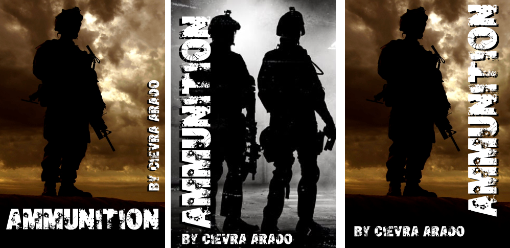 Ammunition Story Cover by HailFlower