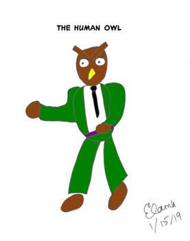 The Human Owl 2019