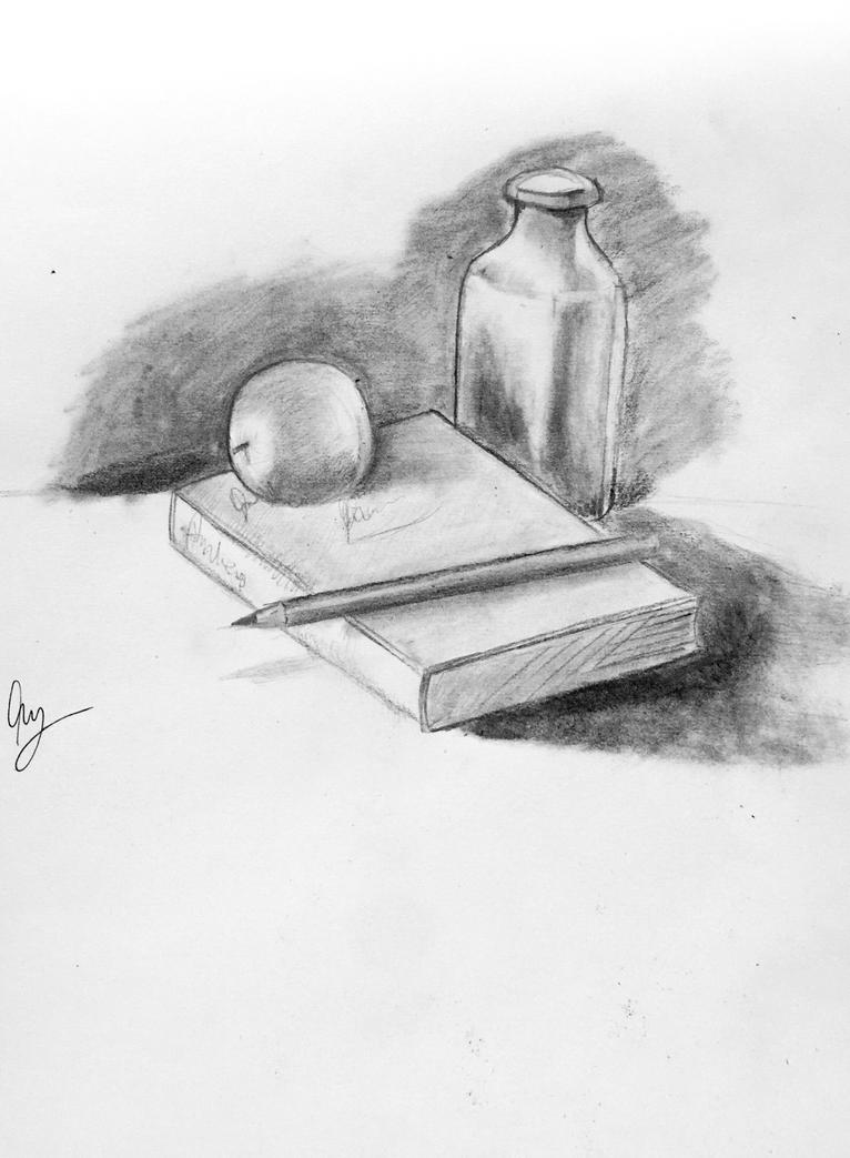 Still Art no. 3 by DrawingLover626