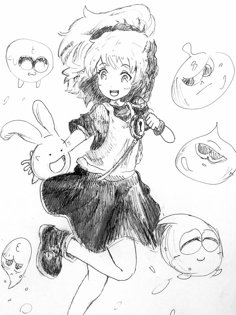 Run by DrawingLover626