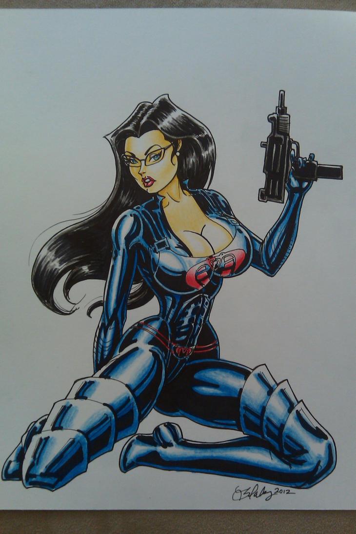 Baroness 2 by Cameron Blakey by cameronblakeyart