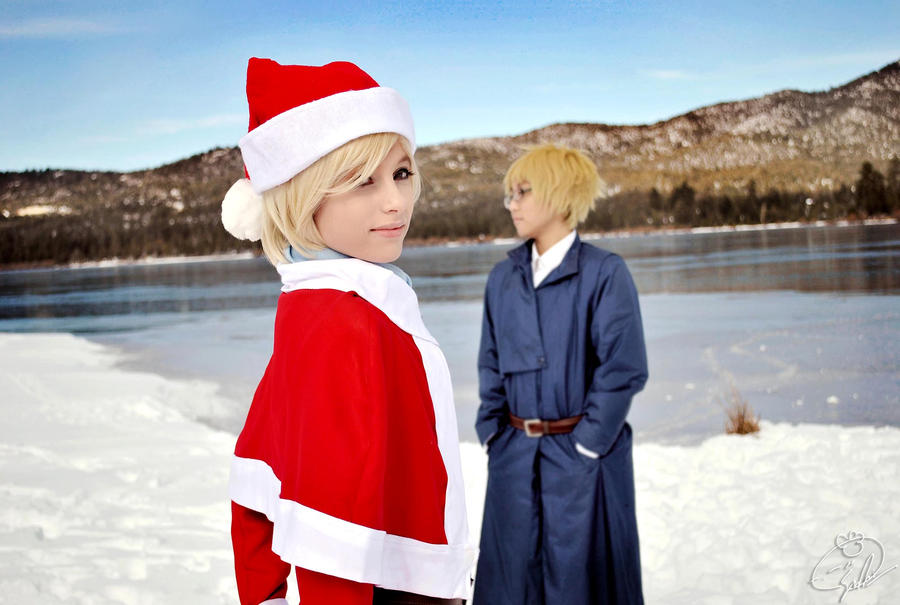 Santa Finland 3 by squkyshoes