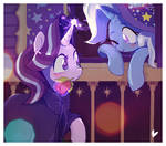 Holy yes for Starxie shippers