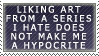 Fan-art Stamp