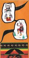 Southwest Style bookmark