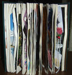 Altered Book Pages, Favorites
