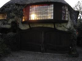 Hobbit-like house, Culver City by angelstar22