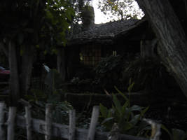 Hobbit-like house Culver City by angelstar22