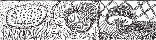 Zentangle Bookmark 5 by angelstar22