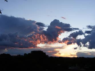 Beautiful Sunset Aug. 2, 2010 by angelstar22