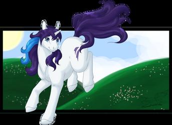 MLP G1: Glory's Meadow by DreamCrystalArt