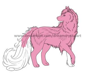 Krita Doodle Test by DreamCrystalArt