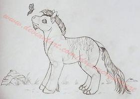 Chimera Pony Thing -Sketch-