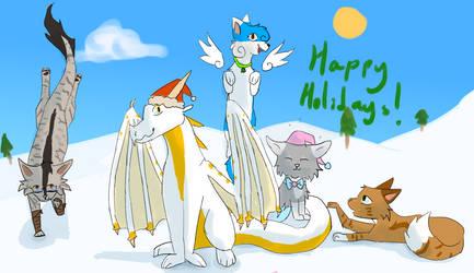 Holiday by Blizzardpelt-21