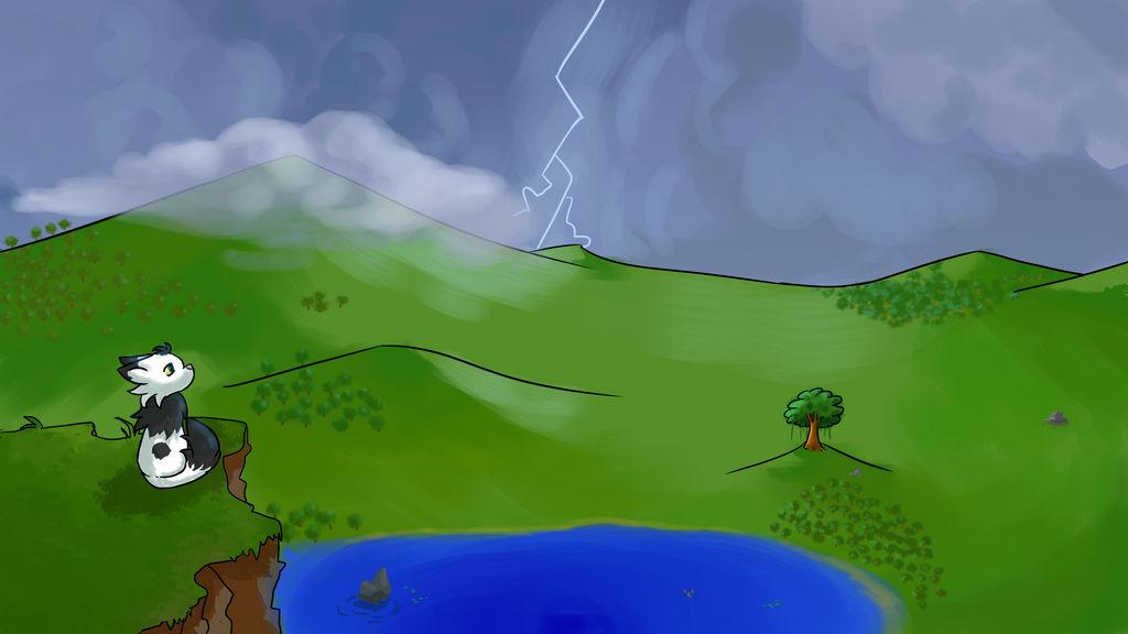 Storm Redraw by Blizzardpelt-21