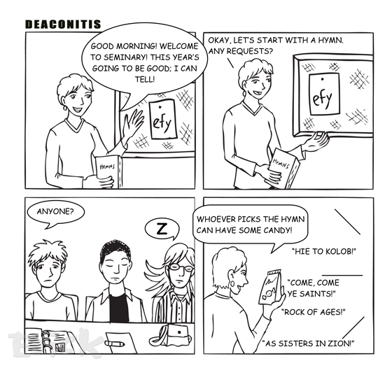 Deaconitis 8 by Erikku8
