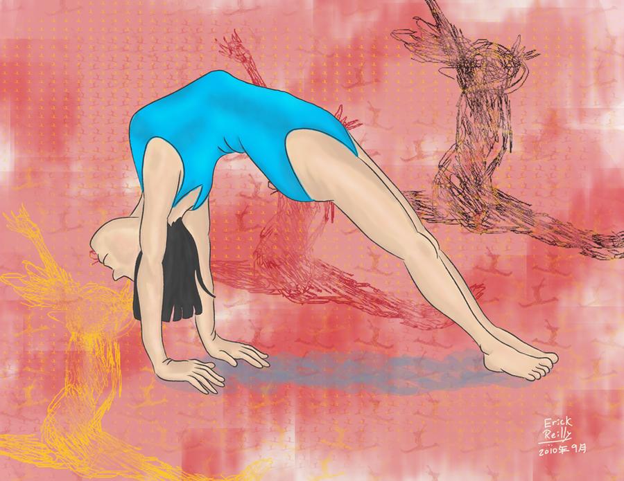 Acrobat by Erikku8