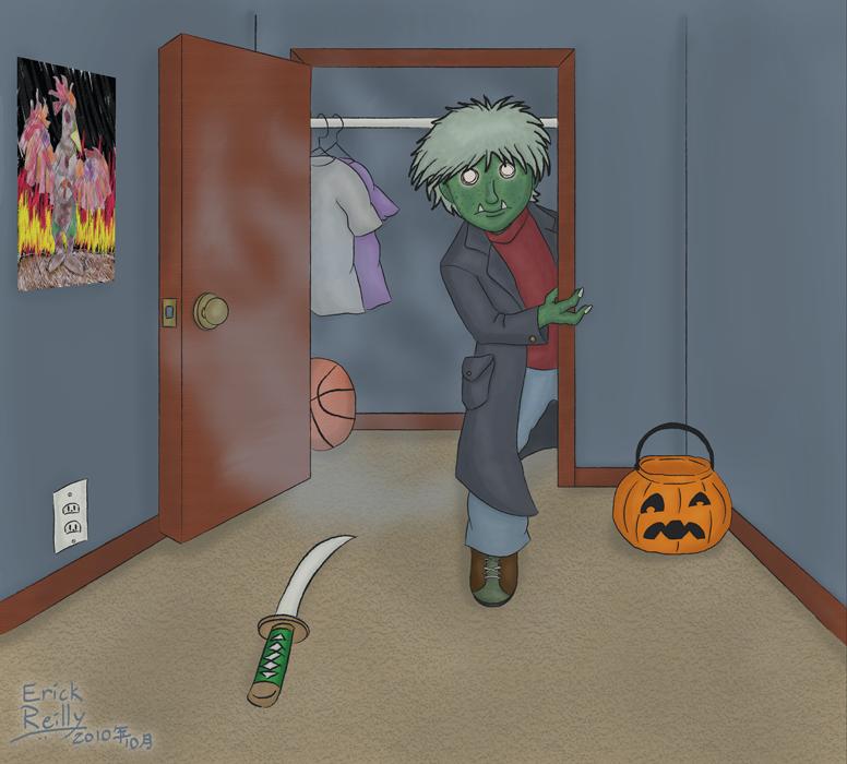 Spooky by Erikku8