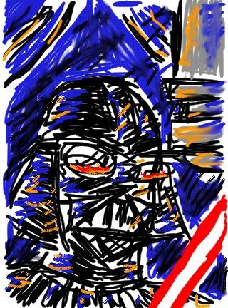 Vader by Erikku8